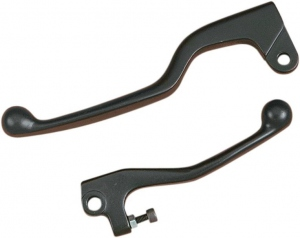 CLUTCH LEVER LEFT BLACK