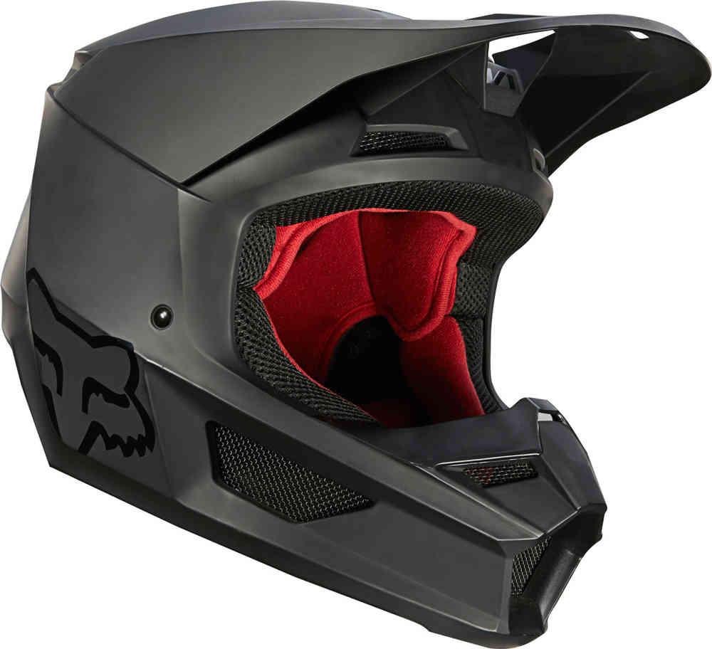 FOX V1 Matte Motocross Helmet