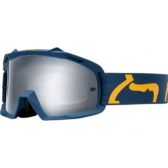 Air Space Junior Race Navy-Yellow / Clear 046