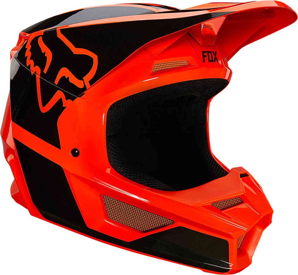 FOX V1 REVN Motocross Helmet
