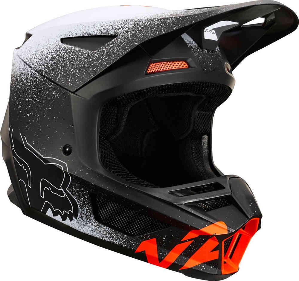 FOX V2 BNKZ Motocross Helmet